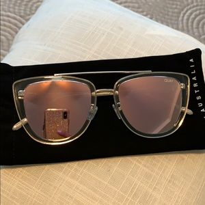 Quay Australia French Kiss sunnies